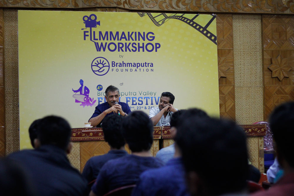 film making workshop