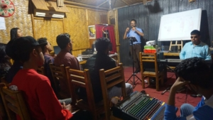 Vocal (pop western) workshop